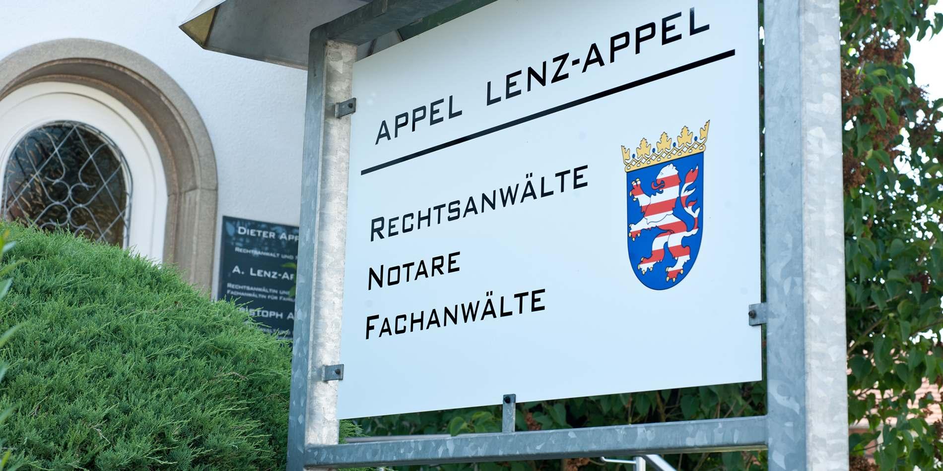 Rechtsanwälte, Notare, Fachanwälte Appel in Altenstadt